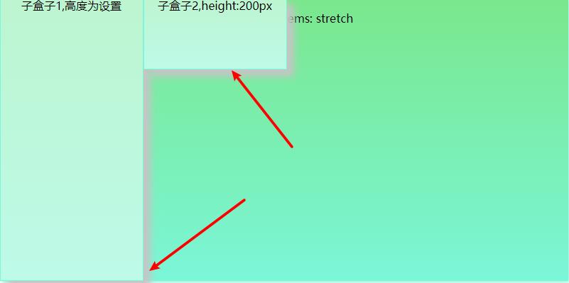 align-items-stretch